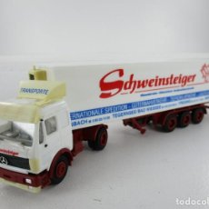Coches a escala: CAMION HERPA 1:87. Lote 222129697