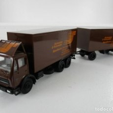 Coches a escala: CAMION HERPA 1:87. Lote 222129717
