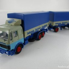 Coches a escala: CAMION HERPA 1:87. Lote 222129727