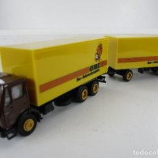 Coches a escala: CAMION HERPA 1:87. Lote 222129750