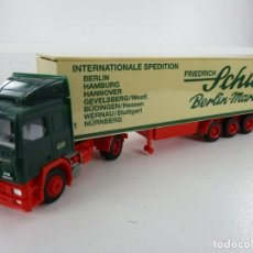 Coches a escala: CAMION HERPA 1:87. Lote 222129805
