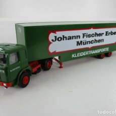 Coches a escala: CAMION HERPA 1:87. Lote 222129811