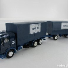Coches a escala: CAMION HERPA 1:87. Lote 222129876