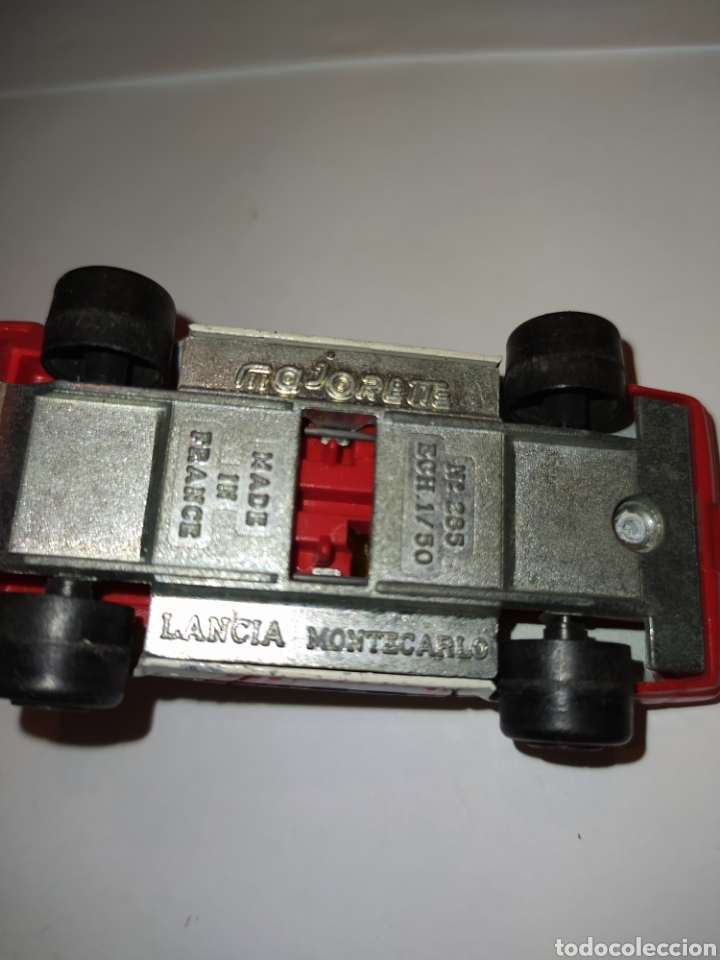 Coches a escala: Coche juguete Lancia Montecarlo n, 285 escala 1/50 majorette - Foto 5 - 222370662