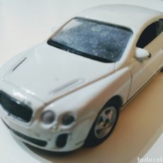 Coches a escala: COCHE WELLY .BENTLEY. Lote 222507123