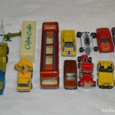 Auto in scala: LOTE ANTIGUO - VEHÍCULOS / MODELOS VARIADOS - DIFERENTES MARCAS GUISVAL, PILEN, MIRA Y OTROS ¡MIRA!. Lote 222579915