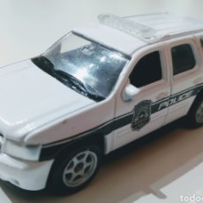 Coches a escala: COCHE WELLY CHEVROLET POLICE. Lote 222722242