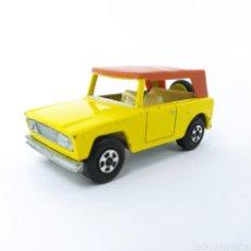 Coches a escala: JEEP FIELD CAR LESNEY MATCHBOX SERIES REF 18 ESCALA 1:64 SUPERFAST AÑOS 1970 - 1971. Lote 222960108