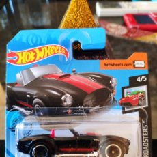 Auto in scala: HOT WHEELS: SHELBY COBRA 427 S/C (HW ROADSTERS). Lote 223787048