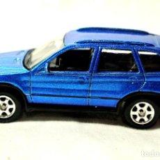 Coches a escala: COCHE BMW X5, WELLY ,1:60 , NO A SIDO RODADO *. Lote 223890128
