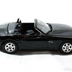 Coches a escala: COCHE BMW Z4 CABRIOLET, COLOR NEGRO, WELLY ,1:60 , NO A SIDO RODADO *. Lote 223892441