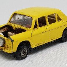 Coches a escala: MG 1100 GUISVAL 6 CENTIMETROS CAB. Lote 224121352