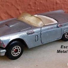 Coches a escala: MATCHBOX FORD THUNDERBIRD 1957 - EL QUE SE VE EN LA FOTOS. Lote 224395767
