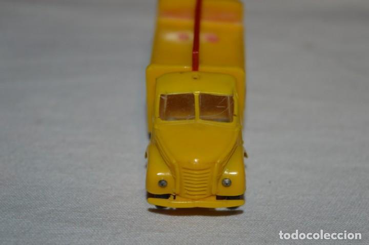 Coches a escala: Lote 04 - ANGUPLAS / MINI CARS - Camión EBRO COCA COLA - Muy ANTIGUO - ¡Mira fotos y detalles! - Foto 5 - 224660908