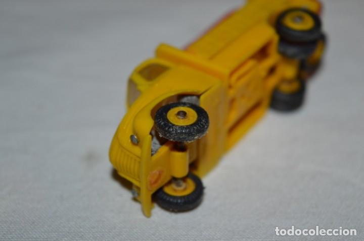 Coches a escala: Lote 04 - ANGUPLAS / MINI CARS - Camión EBRO COCA COLA - Muy ANTIGUO - ¡Mira fotos y detalles! - Foto 14 - 224660908