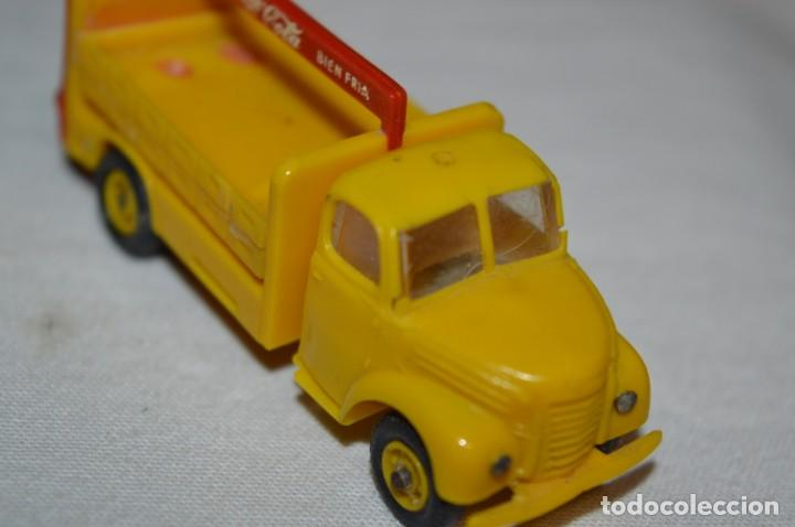 Coches a escala: Lote 04 - ANGUPLAS / MINI CARS - Camión EBRO COCA COLA - Muy ANTIGUO - ¡Mira fotos y detalles! - Foto 20 - 224660908