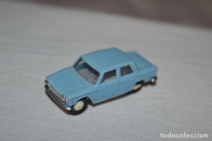LOTE 14 - ANGUPLAS / MINI CARS - TURISMO FIAT 1500 - MUY ANTIGUO - ¡MIRA FOTOS Y DETALLES! (Juguetes - Coches a Escala Otras Escalas )
