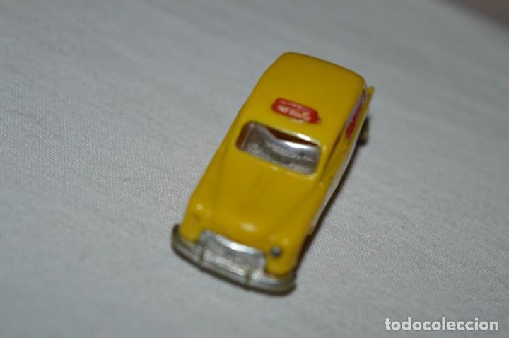 Coches a escala: Lote 19 - ANGUPLAS / MINI CARS - Furgoneta SEAT 1400 COCA COLA - Muy ANTIGUO - ¡Mira fotos/detalles! - Foto 6 - 224661596