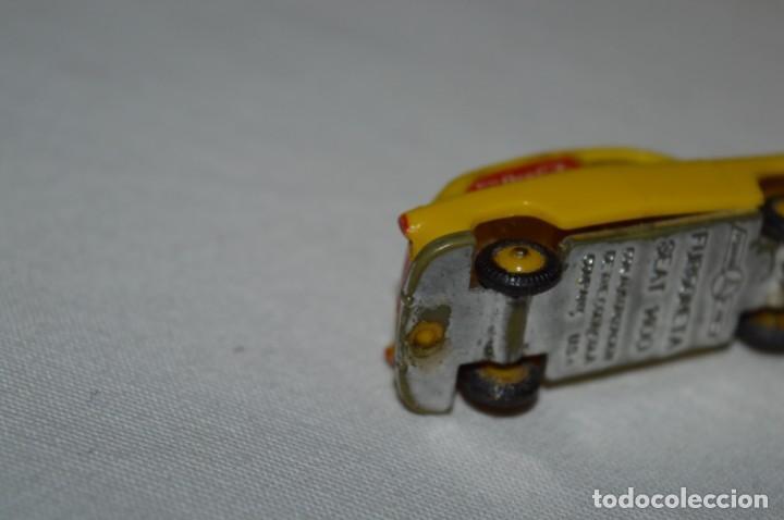 Coches a escala: Lote 19 - ANGUPLAS / MINI CARS - Furgoneta SEAT 1400 COCA COLA - Muy ANTIGUO - ¡Mira fotos/detalles! - Foto 11 - 224661596