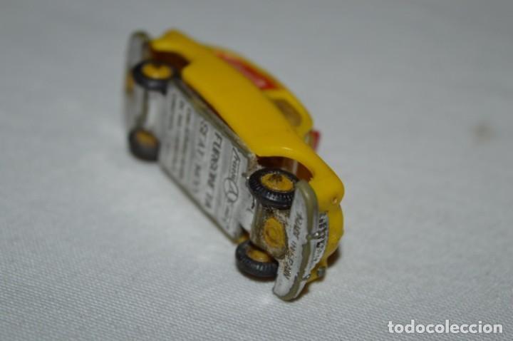Coches a escala: Lote 19 - ANGUPLAS / MINI CARS - Furgoneta SEAT 1400 COCA COLA - Muy ANTIGUO - ¡Mira fotos/detalles! - Foto 12 - 224661596