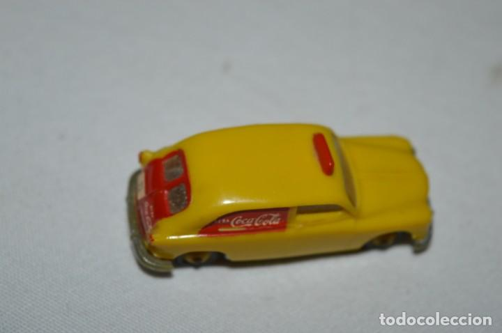 Coches a escala: Lote 19 - ANGUPLAS / MINI CARS - Furgoneta SEAT 1400 COCA COLA - Muy ANTIGUO - ¡Mira fotos/detalles! - Foto 14 - 224661596