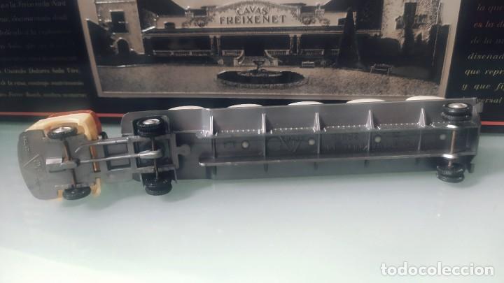 Coches a escala: Miniaturas eko escala 1:88 h0 primeras series Mercedes camión transporte leche lechera - Foto 5 - 224979880