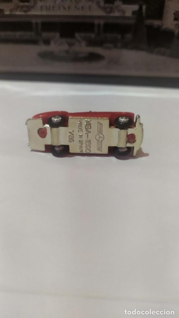 Coches a escala: Mini cars anguplas mga l descapotado h0 1:87 - Foto 5 - 225775145