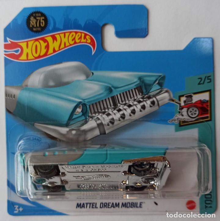 Coches a escala: HOT WHEELS MATTLE DREAM MOBILE. TOONED 2/5 - Foto 1 - 226899770