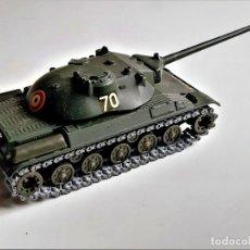 Coches a escala: SOLIDO TANK AMX 30T FRANCE 209 1/1965 METALICO MUY PESADO - 19.CM LARGO CON CAÑON. Lote 227260340