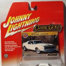 Coches a escala: JOHNNY LIGHTNING VINTAGE 1:64 '72 AMC JAVELIN. Lote 227856875