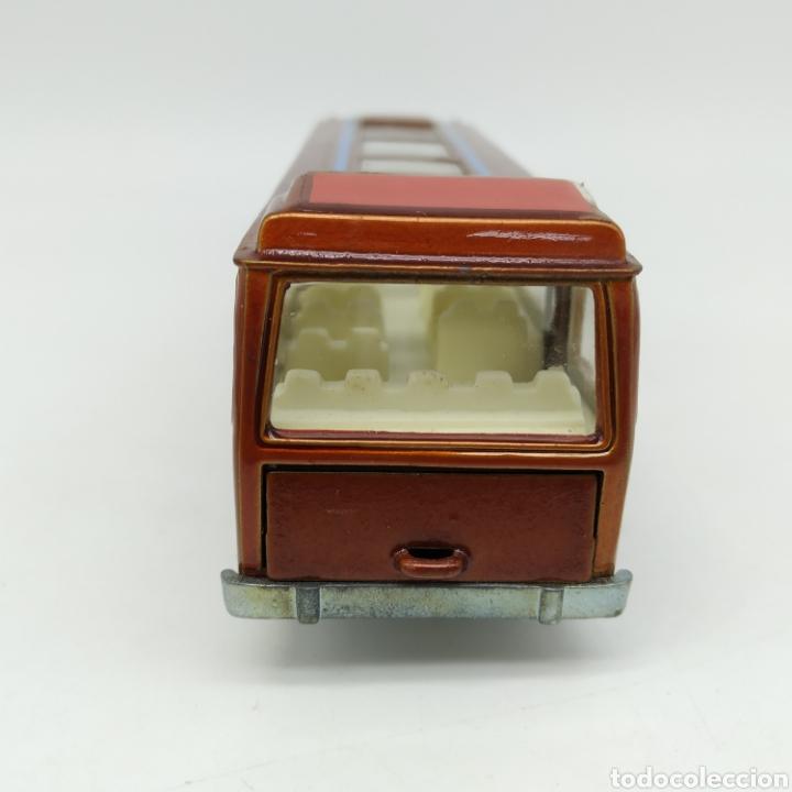 Coches a escala: Autobús Mercedes Mundial Tours en escala 1/64 Referencia 80 Colección Miniaturas Dragón de MIRA - Foto 5 - 229238680