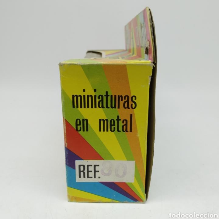 Coches a escala: Autobús Mercedes Mundial Tours en escala 1/64 Referencia 80 Colección Miniaturas Dragón de MIRA - Foto 10 - 229238680