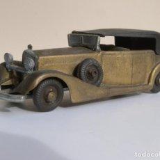 Auto in scala: CADILLAC 1931 EN HIERRO. Lote 229521490
