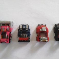 Coches a escala: LOTE ADAPTADORES MICRO MACHINES. Lote 229685705