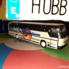 Coches a escala: NEOPLAN,N 216 SH,KEMBEL,1/87,DEFECTUOSO.. Lote 230081925