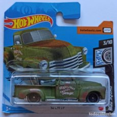 Coches a escala: HOT WHEELS ´52 CHEVY. ROAD SQUAD 3/10. (1). Lote 230172330