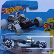 Coches a escala: HOT WHEELS RIGOR MOTOR. HW ART CARS 1/10. Lote 230174155