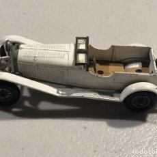 Coches a escala: COCHE DE JUGUETE. MODELS OF YESTERYEAR NO. 10 1928 MERCEDES BENZ 36/220 MADE IN ENGLAND. Lote 230789510