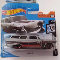 Coches a escala: HOT WHEELS 8 CRATE BLISTER.. Lote 231339110