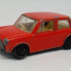 Coches a escala: MINI RACING MATCH BOX LESNEY SERIE 29 1970. Lote 231965195