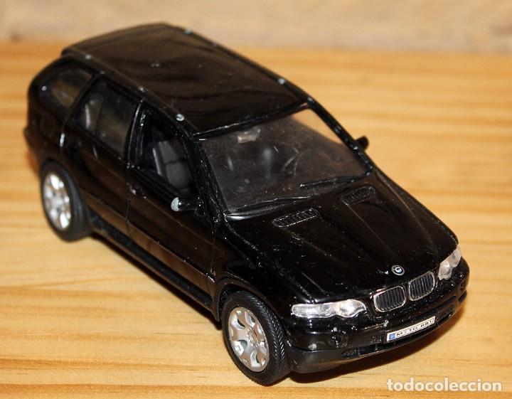WELLY - BMW X5 - ESCALA 1/32 - METAL Y PLASTICO (Juguetes - Coches a Escala Otras Escalas )