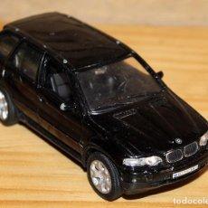 Coches a escala: WELLY - BMW X5 - ESCALA 1/32 - METAL Y PLASTICO. Lote 267491849