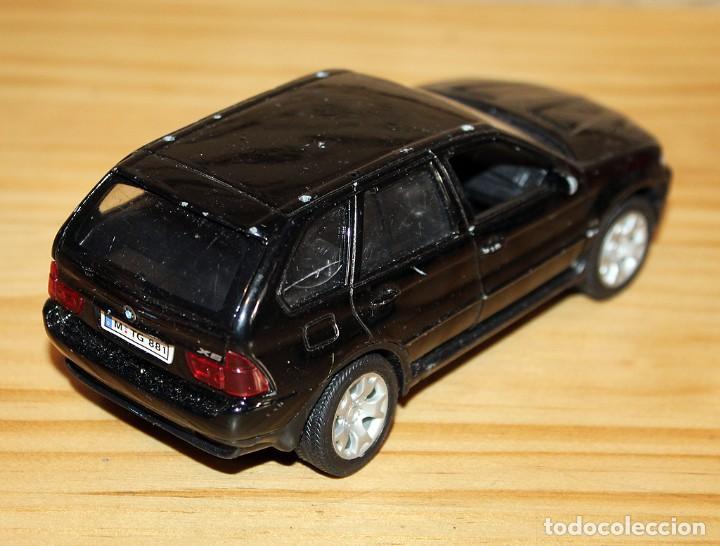 Coches a escala: WELLY - BMW X5 - ESCALA 1/32 - METAL Y PLASTICO - Foto 3 - 267491849