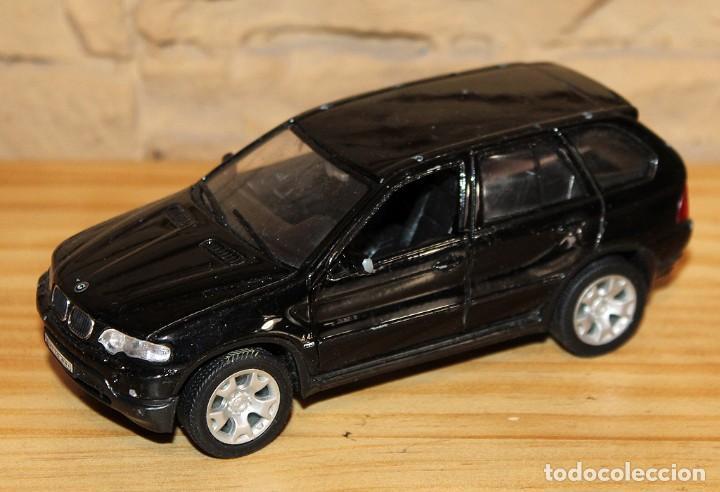 Coches a escala: WELLY - BMW X5 - ESCALA 1/32 - METAL Y PLASTICO - Foto 2 - 267491849