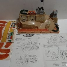 Coches a escala: MICROMACHINES MILITARY ARMY BUNKER. Lote 232990390