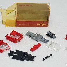 Coches a escala: HERPA 2510 ESCALA 1/87 INCOMPLETO FERRARI F40 EN SU CAJA ORIGINAL. Lote 233979230