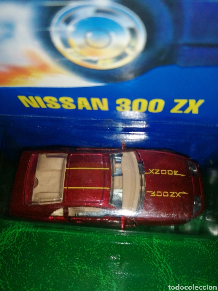 Coches a escala: NISSAN 300 ZX, HOT WHELLS, MATTEL - Foto 2 - 234698810