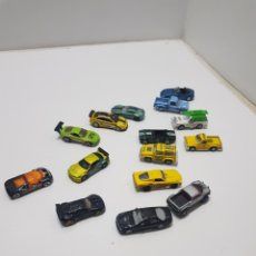 Coches a escala: LOTE COCHES 15 COCHES VARIAS MARCAS. Lote 234825905