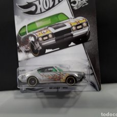 """Coches a escala: COCHE HOT WHEELS 50 ANIVERSARIO DIE CAST 1:64 """" 68 OLDS 442 """". Lote 234899190"""