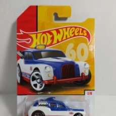 Coches a escala: HOTWHEELS COCKNEY CAB II. Lote 234933095